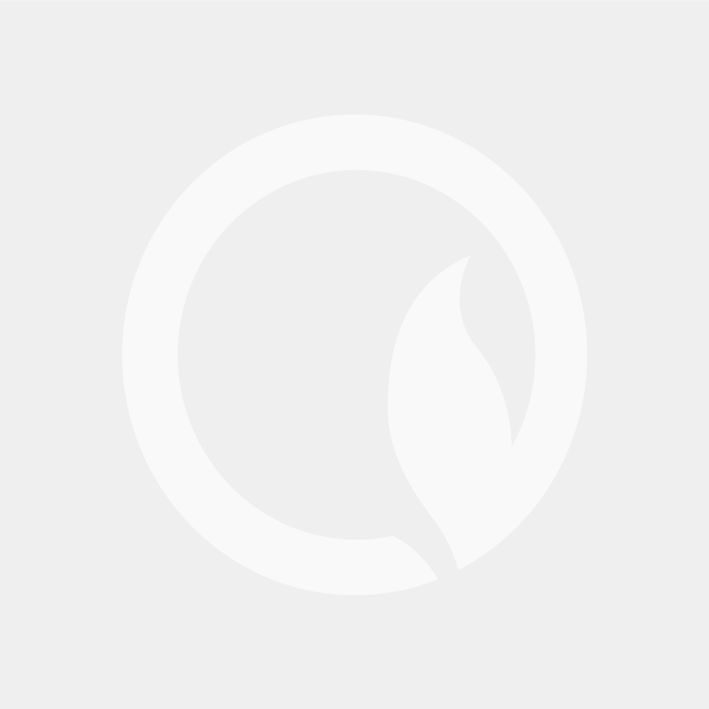 Milano Alpha Electric - Black Horizontal Single Slim Panel Designer Radiator 635mm x 840mm