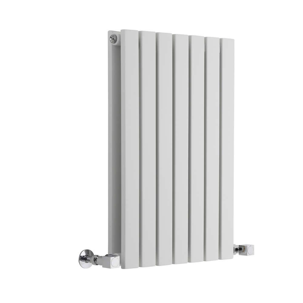 Milano Capri White Horizontal Flat Panel Designer
