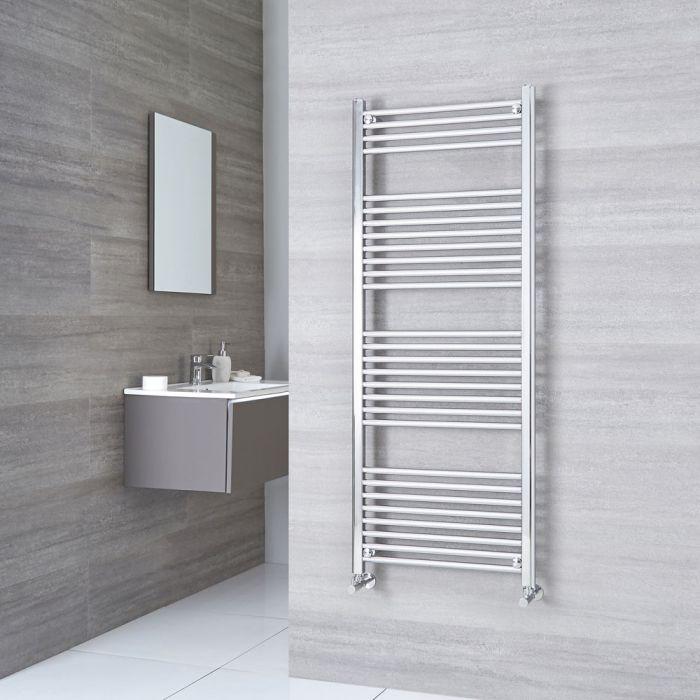 Kudox - Premium Curved Heated Towel Rail 1500mm x 500mm