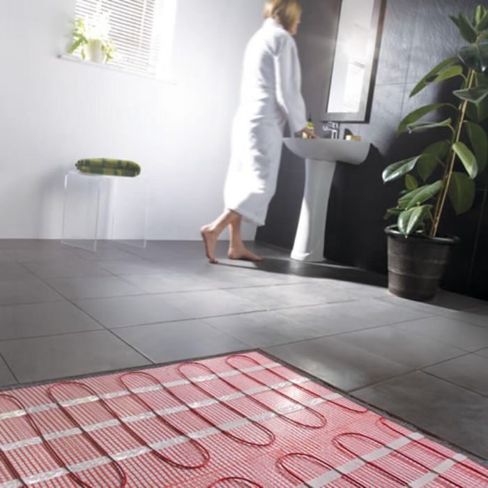 BestHeating - Electric Underfloor Heating Mat 3.0 Sqm