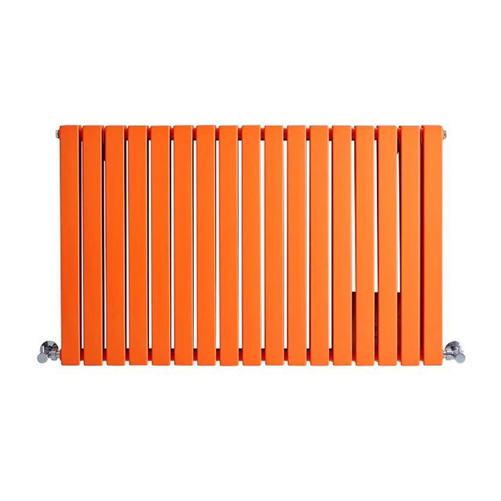 Milano Capri Light Orange Flat Panel Horizontal Designer