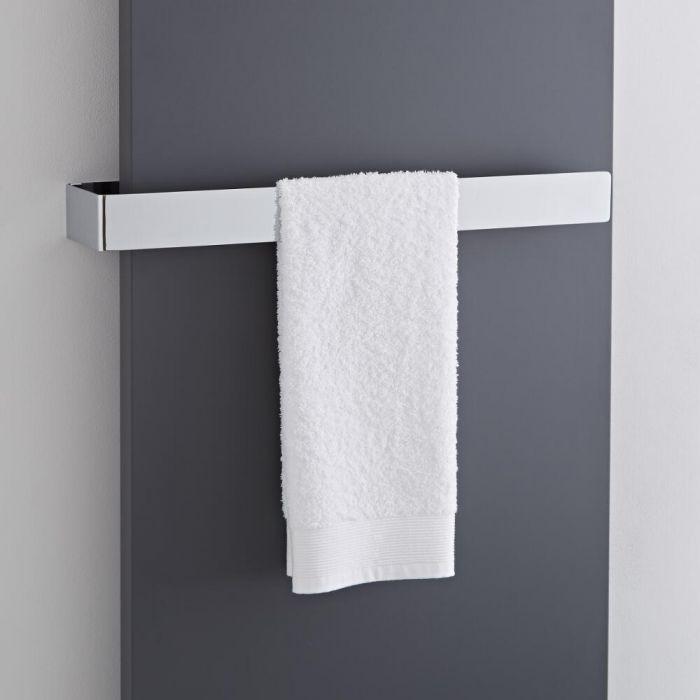 Milano Wall Mounted Towel Rail - 620mm x 60mm
