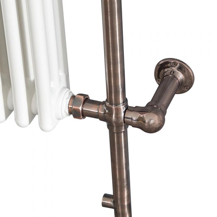 Milano Elizabeth - Traditional Oil Rubbed Bronze Heating Element Cable Masking Cover