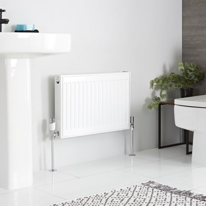 Milano Compact - Type 21 Double Panel Plus Radiator - 400mm x 600mm
