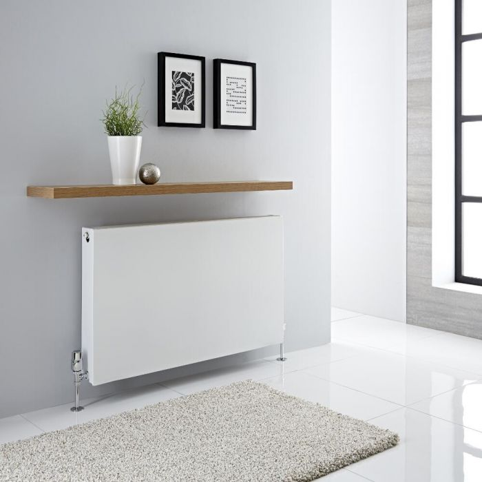 Milano Mono - Double Flat Panel Convector Radiator - 600mm x 1000mm