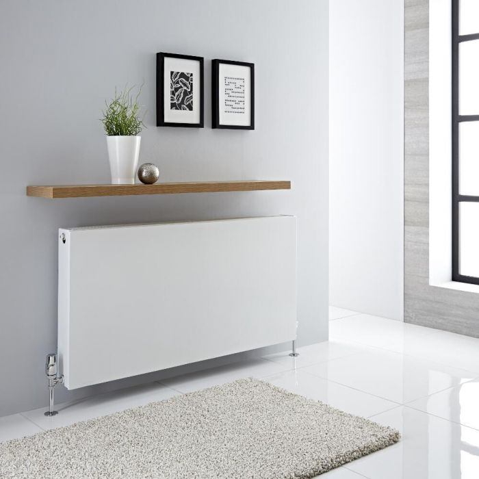 Milano Mono - Double Flat Panel Convector Radiator - 600mm x 1200mm
