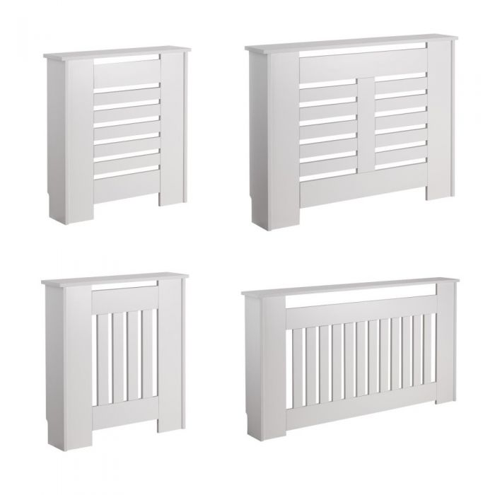 Milano Ealing & Elstree Radiator Cabinets - Various Sizes