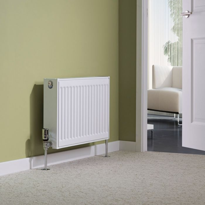 Milano Compact - Type 22 Double Panel Radiator - 400mm x 600mm
