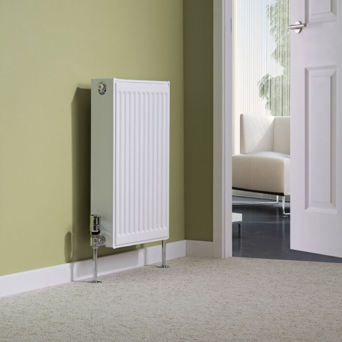 Milano Compact - Type 22 Double Panel Radiator - 600mm x 400mm