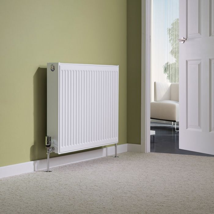 Milano Compact - Type 22 Double Panel Radiator - 600mm x 800mm