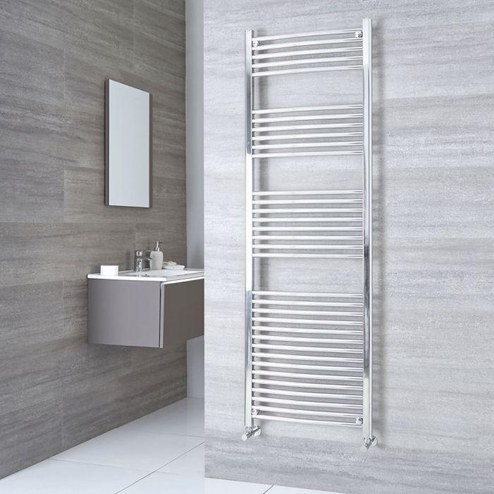 Kudox - Premium Curved Heated Towel Rail 1800mm x 500mm