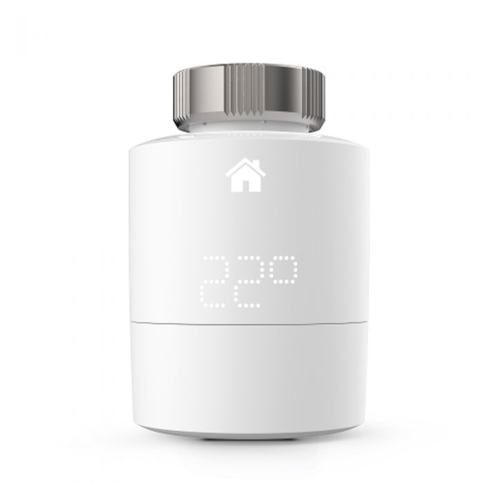 Tado° - Smart Radiator Thermostat (Horizontal)