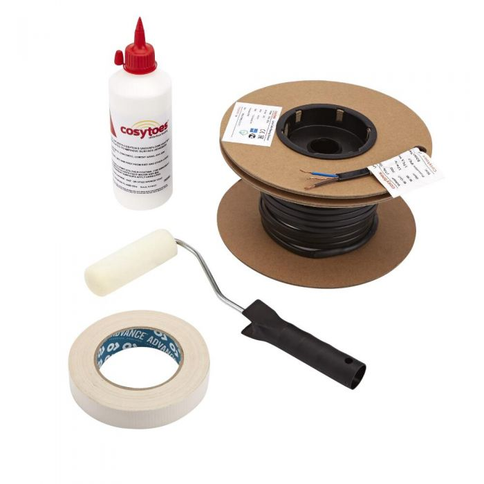 Cosytoes - Loose Cable - 13m (0.75 - 1.25m2 150W)