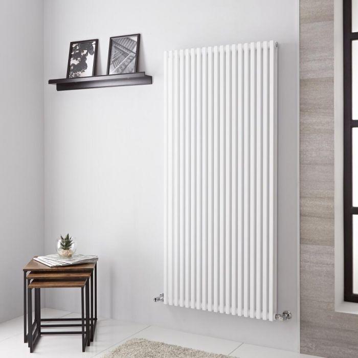 Lazzarini Way - Grosseto V - White Designer Radiator - 1506mm x 680mm
