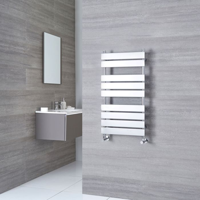 Kudox - Signelle Designer Flat Panel Heated Towel Rail 950mm x 500mm
