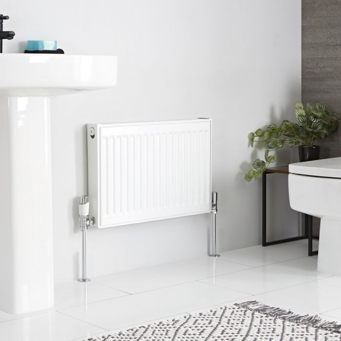 Milano Compact - Type 11 Single Panel Radiator - 400mm x 600mm