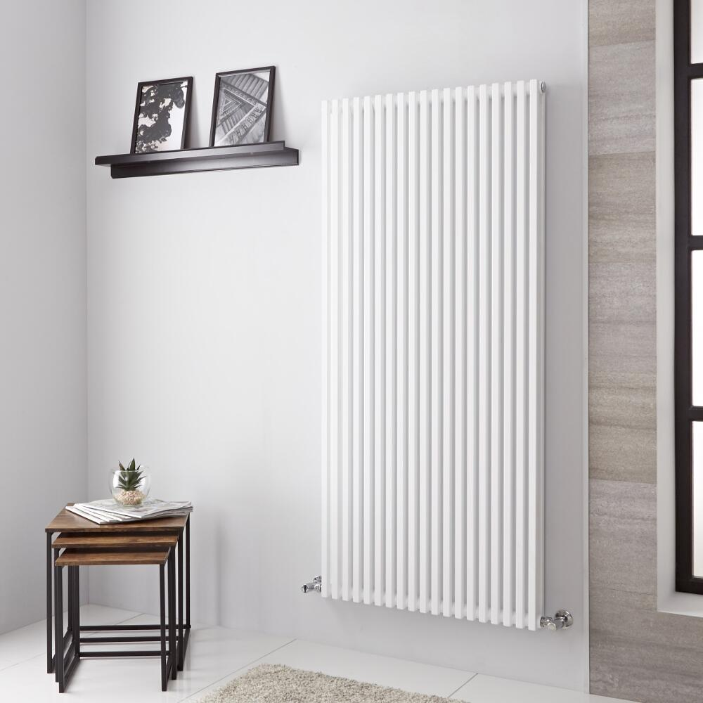 Lazzarini Way - Grosseto V - White Designer Radiator - 1506mm x 680mm