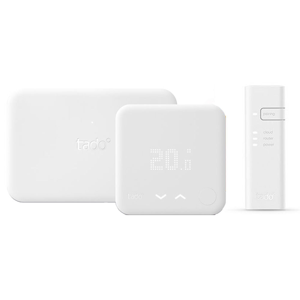 Tado° - Smart Thermostat Starter Kit (v3) & Extension Kit