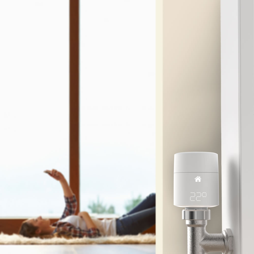 Tado° - Smart Radiator Thermostat (Vertical)