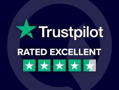 Trust Pilot, Rated Excellent