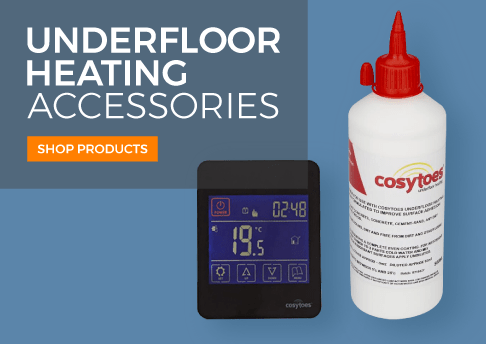 underfloor heating accessories