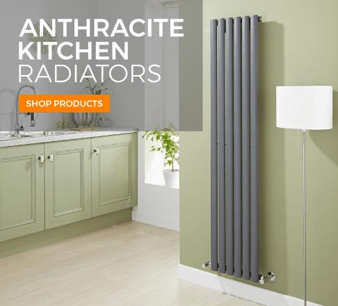 Anthracite Kitchen Radiators