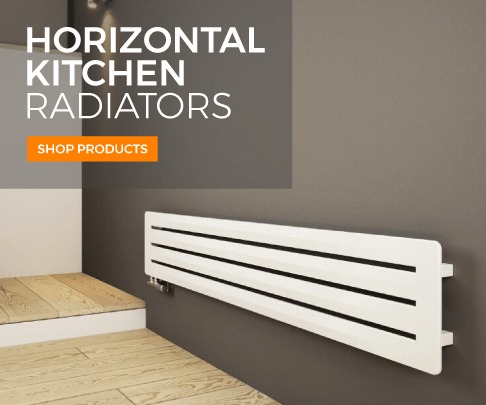 Horizontal Kitchen Radiators