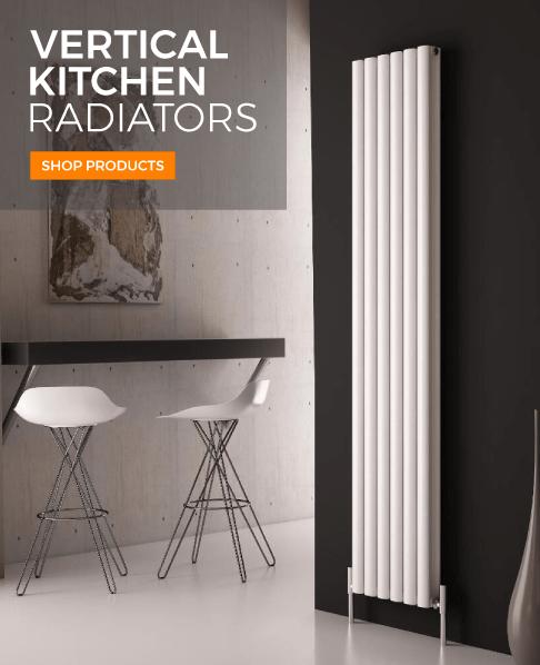 Vertical Kitchen Radiators