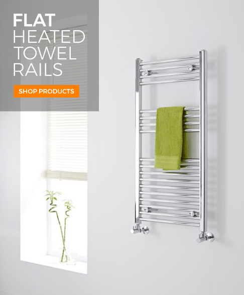 ladder style heated towel rails